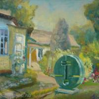 Rácz György kertje 27x37,5