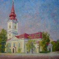 Szoboszló temploma 35x5