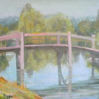 Híd a nyugalom szigetére 40x60